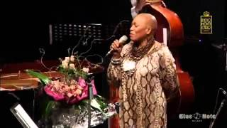 Dee Dee Bridgewater Live @ Blue Note Milano 23 03 2011 avi