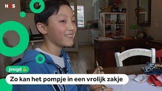 Kaio maakt tasjes voor mensen met diabetes