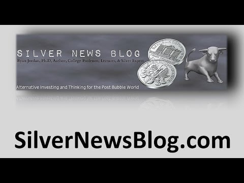 Silver New Blog -The People's Metal Ryan Jordan, Ph.D.