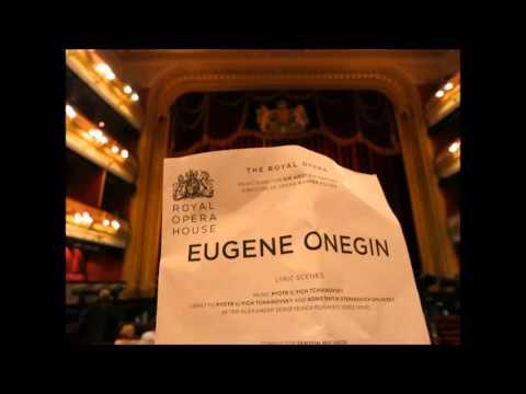 Tchaikovsky, Pyotr Ilyich  (1840�) : Eugene Onegin, Op.24 (Lenski)