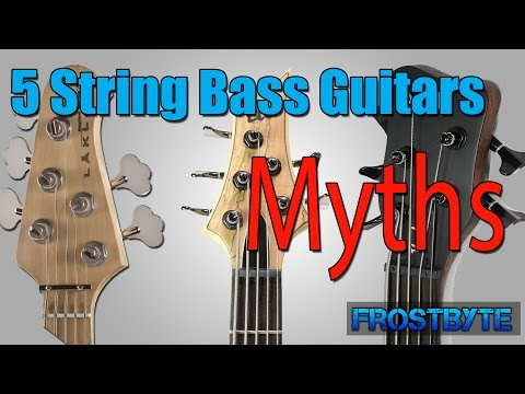 Download Youtube: 5 String Bass Guitar | Myths
