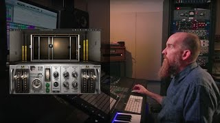 Abbey Road Reverb Plates Plugin Tutorial with Producer Billy Bush