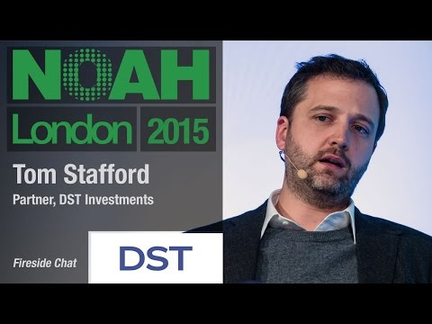 Thomas Stafford, DST Investments - NOAH15 London
