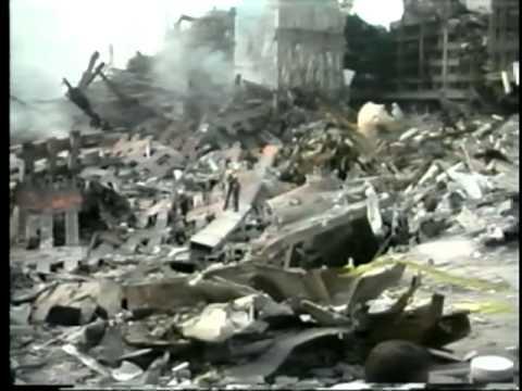 Ground Zero WTC soon after 9/11