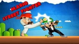 Mario Street Fight - Free Game