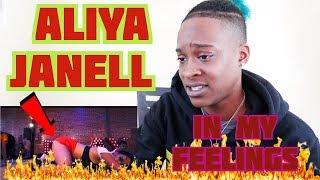 In My Feelings | Drake | Aliya Janell Choreography |REACTION VIDEO KINGTV