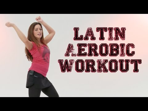 Latin Aerobic Volume 1 - Das komplette Training mit Andrea