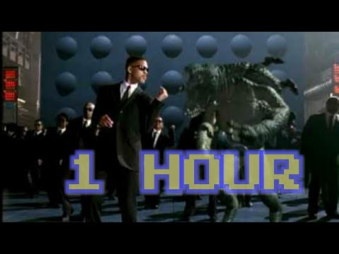 Men In Black Video Version-Will Smith For One Hour Non Stop Continuously