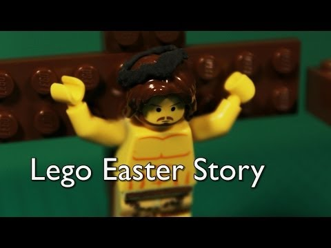Lego Easter Story (Jesus
