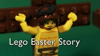 Lego Easter Story (Jesus' Death & Resurrection)
