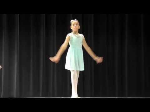"""Chelsea's Ballet Rehearsal """"High Above"""""""
