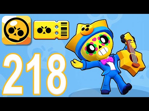 Brawl Stars Gameplay Walkthrough Part 218 Poco Starr (iOS, Android)