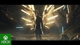 Deus Ex: Mankind Divided - Announcement Trailer