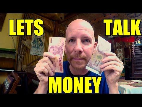 EXCHANGING MONEY IN THAILAND V156