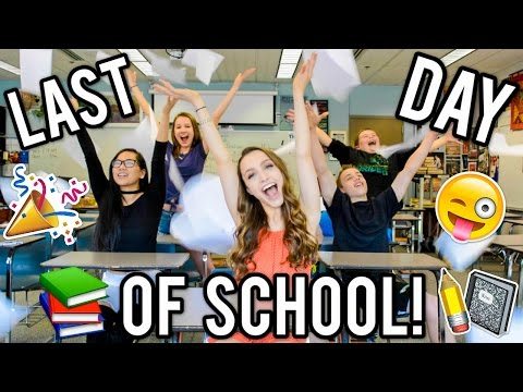 LAST DAY OF SCHOOL: Expectations Vs Reality!