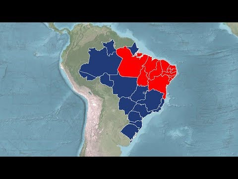 Brazilian Presidential Election Results (1945-2018)