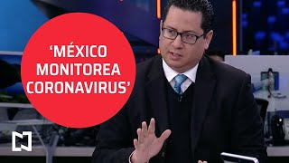 Entrevista: Por coronavirus, México en fase de Monitoreo; Vocero - Despierta