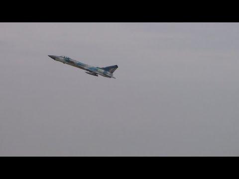 """Stupendo volo di Vando col suo Tupolev TU-28\128 """"Fiddler"""" RC"""