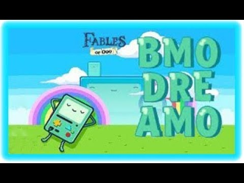 ADVENTURE TIME GAME - FABLES OF OOO: BMO DREAMO - Cartoon Network Games