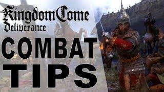 Kingdom Come Deliverance Combat Tips and Tricks - 4K 60 FPS