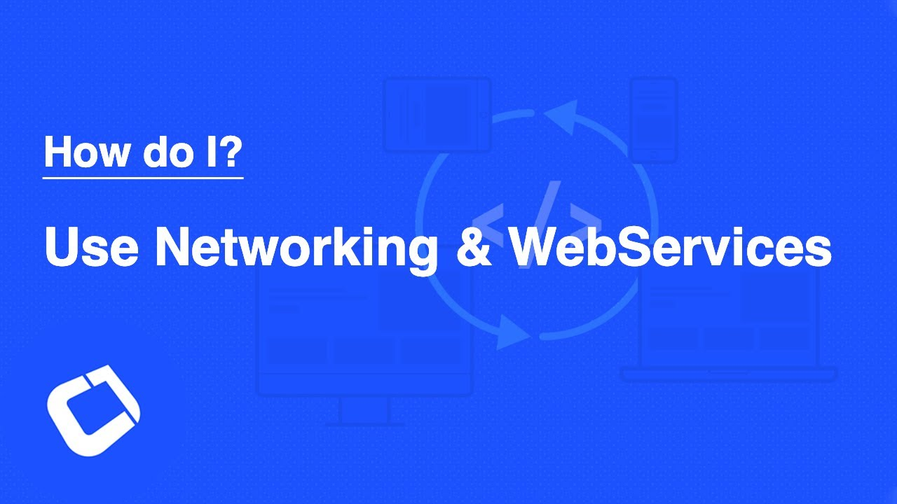 Use HTTP, Sockets, Webservices and Websockets - Codename One