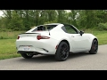 2017 Mazda MX-5 Miata Club RF - Complete Review