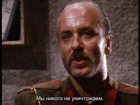Отрывок из фильма Рэмбо - 3. Допрос военнопленного советскими оккупантами в Афганистане.