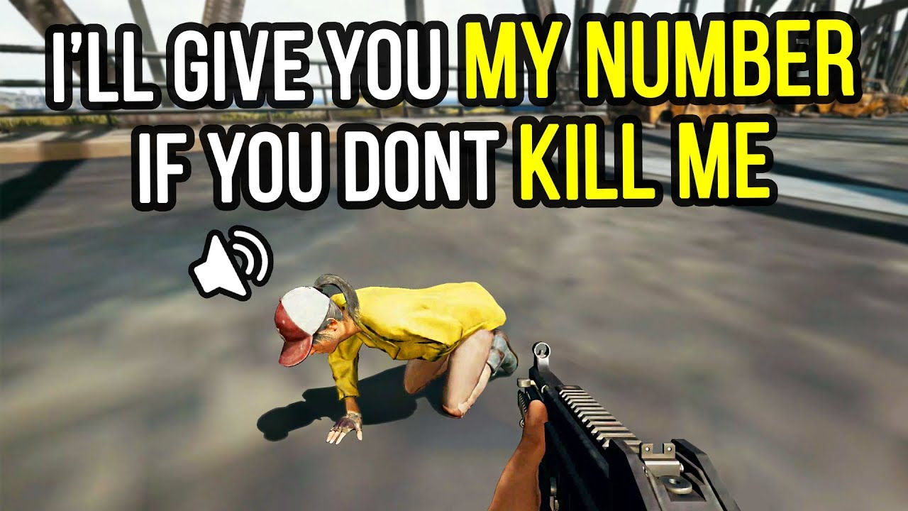 PUBG: Funny Voice Chat Moments Ep. 6 - YouTube