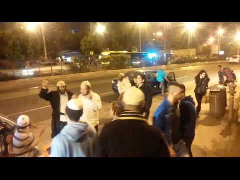 Jerusalem, Jewish party