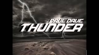 Paul Dave - Thunder (Radio Edit)