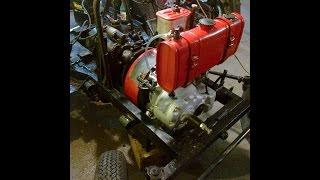 Remont Ciągnika Sam S301D