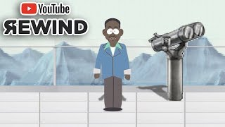 YouTube Rewind 2018, but it's terribly Animated.