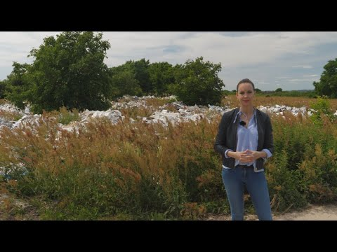 The waste land: Tackling France's illegal dumping