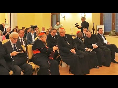 HUGE SIGN OF HOPE: Schneider, Burke Speak in Rome