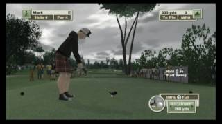 Classic Game Room HD - TIGER WOODS PGA TOUR 10 Wii review