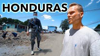 DAY 1: Arriving in Honduras (not safe)