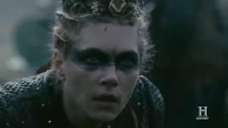 Vikings - Hvitserk Kills Björn's Son Guthrum [Season 5 Official Scene] (5x10) [HD]