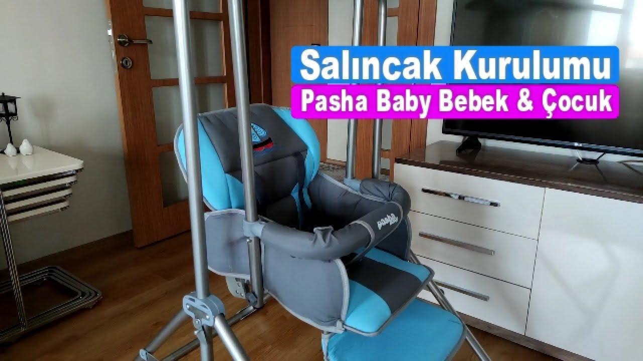 Download Pasha Baby Salıncak Kurulumu | Bebek ve Çocuk Salıncağı