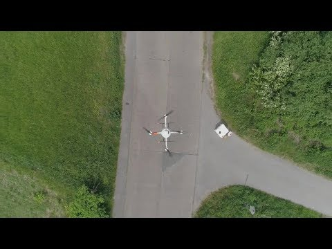 Social Media Post: Drone operations for pipeline inspections