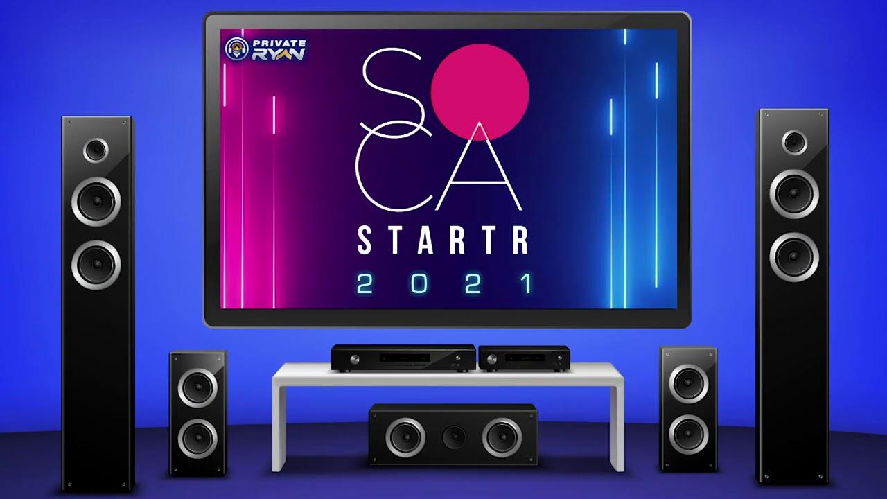DJ Private Ryan - SOCA STARTER 2021 (The Quarantine House Party) | DJ Mix | BATTALION Music