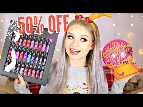 CHRISTMAS GIFTS HAUL- WHAT TO LOOK FOR IN THE BOXING DAY SALES!!! | sophdoesnails
