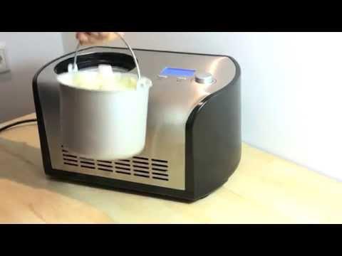 0 - Eis aus der Klarstein Snowberry&Choc