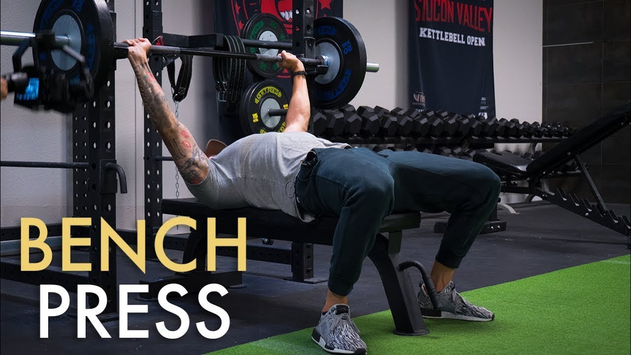 How To Bench Press With Proper Form Avoid Mistakes