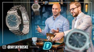 De horloges van Hakim Ziyech, Lil Kleine en Post Malone // DAY1 Watch This S2 #2