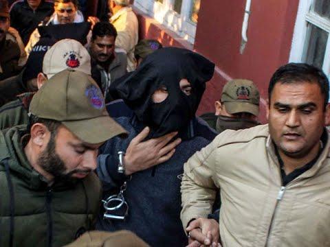NIA Gets 15-day Custody Of J&K DSP Davinder Singh