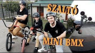 MINI BMX vs NORMÁL BMX ( MINI BMX FLAIR !!!! )