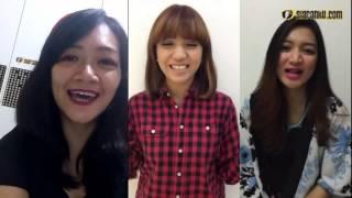 Video Ucapan selamat ulang tahun siaranku