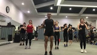 "Gambar cover Aerobic Pandi 17"" Mix Low-High Impact Aerobics Energy"