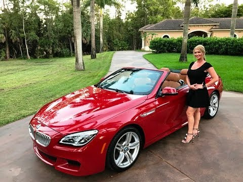 Sold 2017 Bmw 650i Convertible Msrp 104195 00 Save Huge For By Autohaus Of Naples