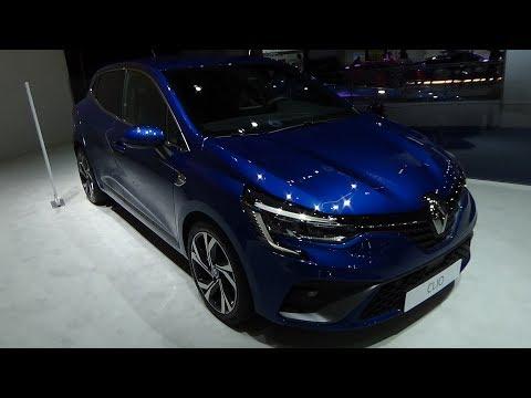2020 Renault Clio Sedan RS-Line - Exterior And Interior - Automobile Barcelona 2019